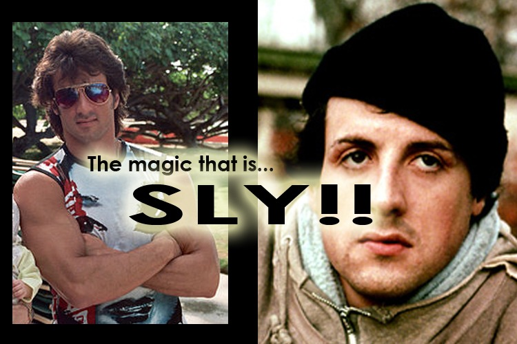 The ROCKY Films: The Magic that is Sylvester Stallone!