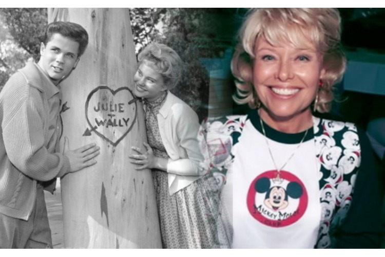 Spotlight on Cheryl Holdridge:  Wally Cleaver's Girlfriend Julie Foster on Leave it to Beaver!