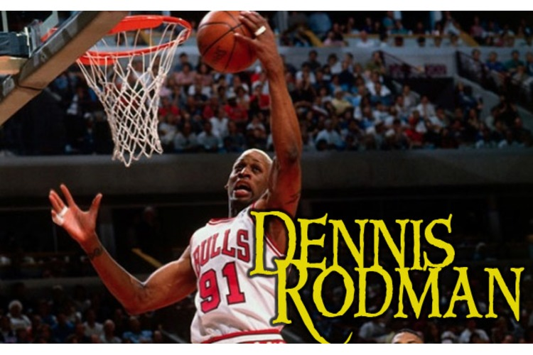 Dennis Rodman: Checking in on THE WORM...From Draft to 2016
