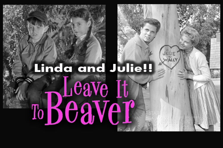 Wally and the Beaver: Linda and Julie, Love Interests or Smelly Old Apes?