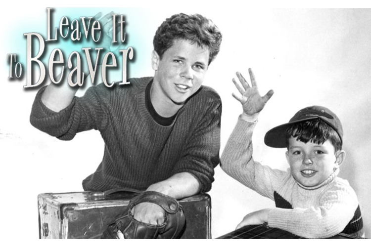 Leave it to Beaver: A Family Photbook of Old and New!
