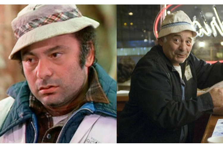 Check out this Burt Young Interview! Hey Paulie, How Did You Get Into Acting?!