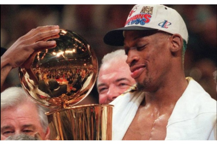 DENNIS RODMAN: Playoffs and Allstar STATS