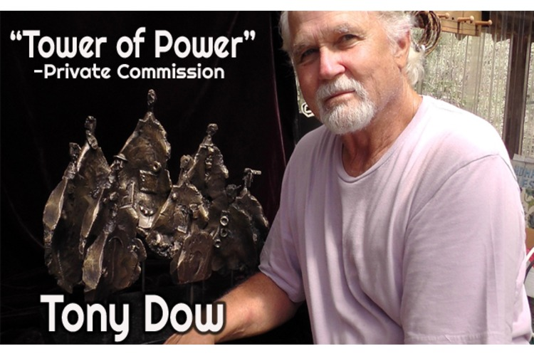 Tony Dow Sculpture: The Steps Taken for a PRIVATE COMMISSION!