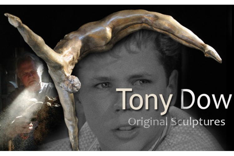 A New and Detailed Look at the Sculpting Career of Tony Dow!