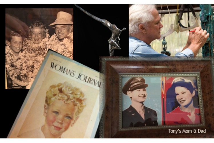 "A ""Timeline"" Look into the Life of Tony Dow...with NEW Childhood Photos!"