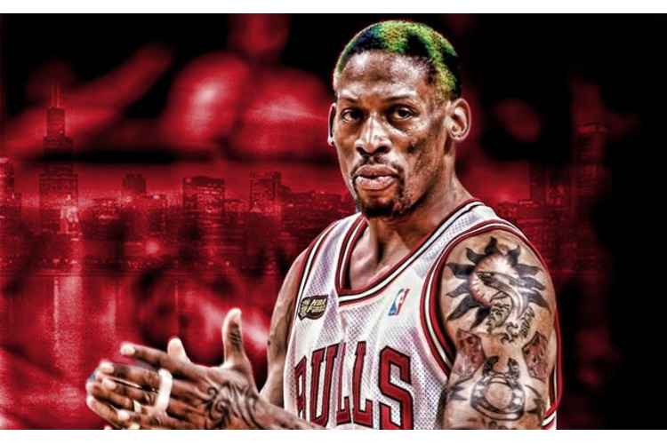 DENNIS RODMAN Quiz! How well do you know the Worm??