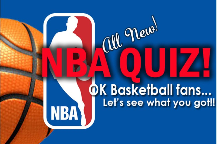 All New NBA QUIZ! Think you Got the Basketball IQ & Skills to PASS this test??