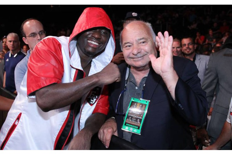 "ROCKY's Mason ""The Line"" Dixon: Antonio Tarver -- Plus pics of PAULIE at a Real TARVER Fight!"