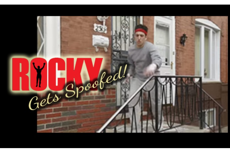 The ROCKY Films get SPOOFED! You Have to see these!!